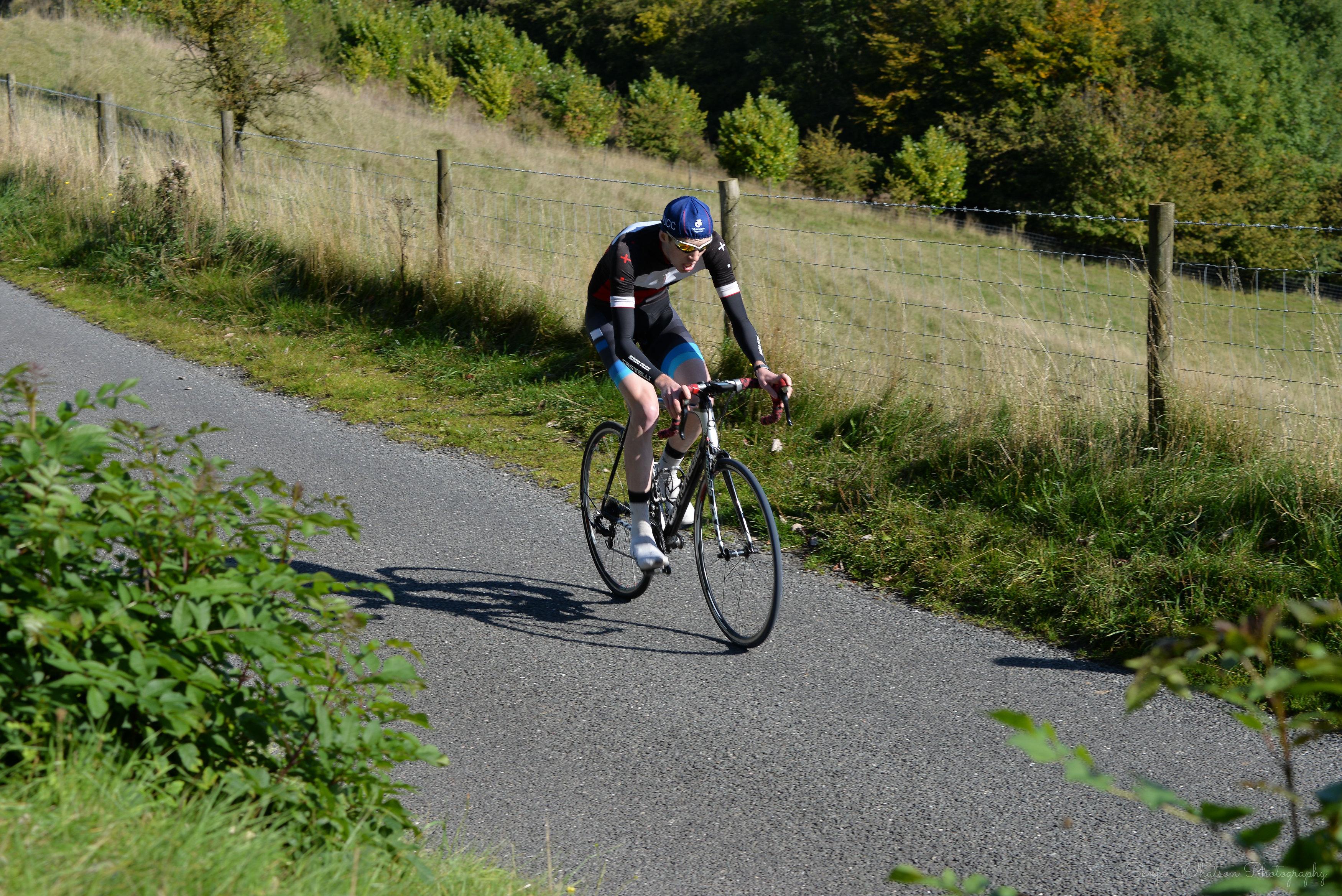 Walbury Hill Climb - 27/9/15 - Oxford University Cycling Club